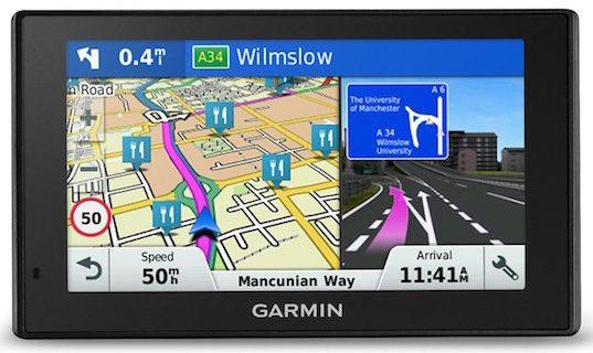 Garmin DriveSmart™ 60LMT-D