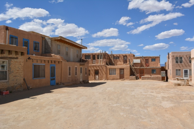 Acoma Pueblo, the Sky City