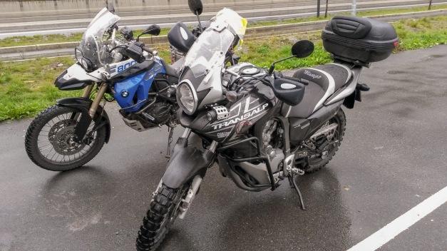 Honda XL700V Transalp 2012